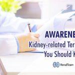 Kidney Related Terminologies
